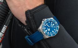 Dive into the TUDOR Pelagos with Baker Brothers