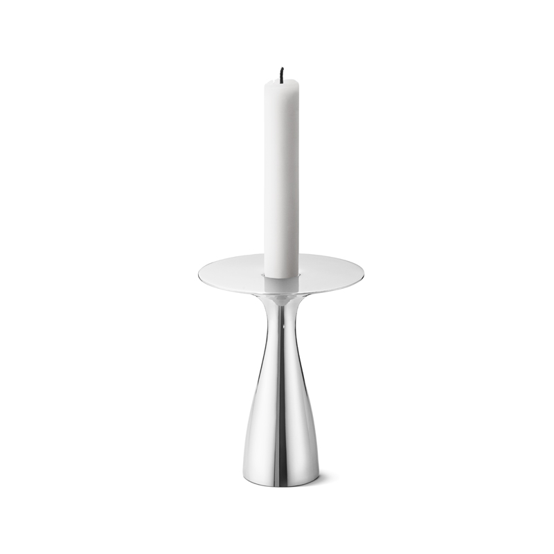 Georg Jensen Alfredo Candle Holder - Medium