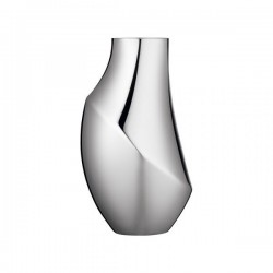 Georg Jensen Flora Collection Vase - 23cm