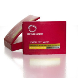 Connoisseurs Jewellery Cleaning Wipes
